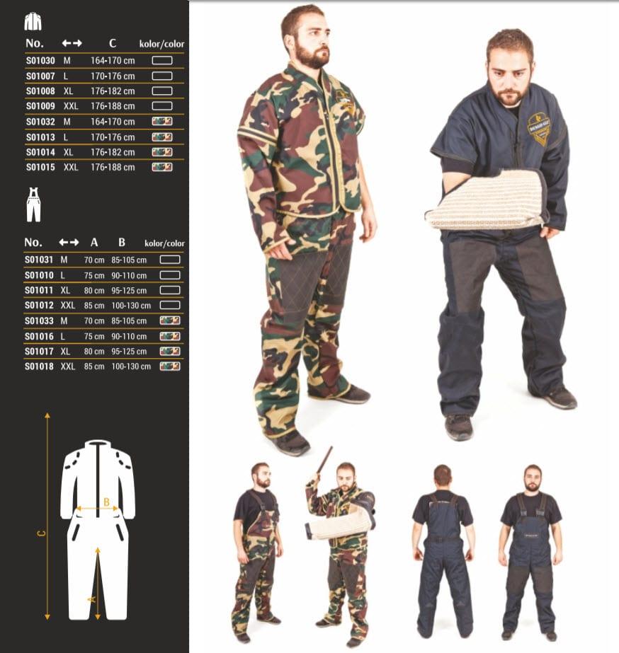 Zaščitne hlače za markerje - RIP-STOP 40