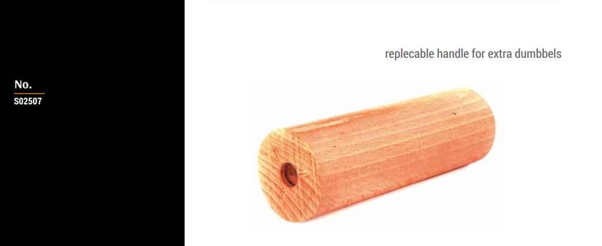 Nadomestna ročka za lesen aport 8