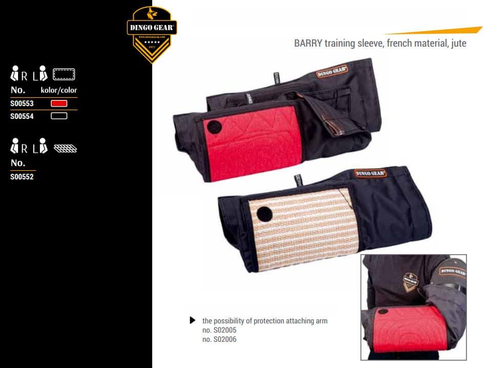 Zaščitni rokav BARRY 22