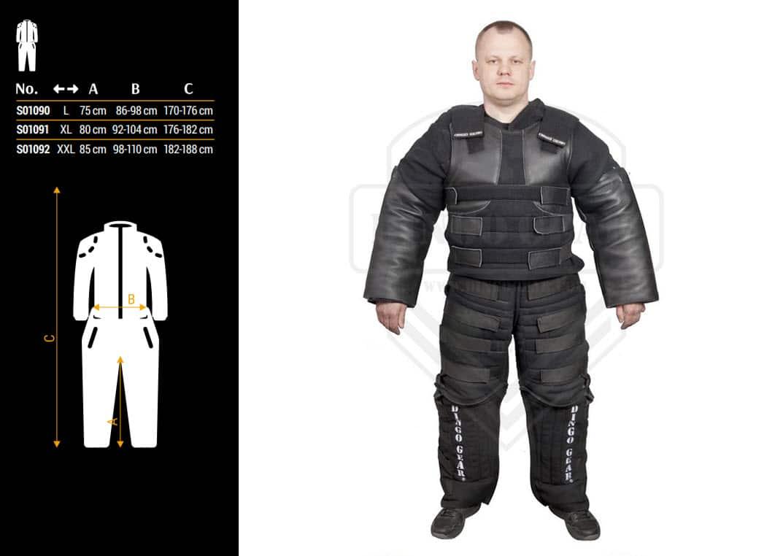 Zaščitna obleka za markerja CIVIL 20