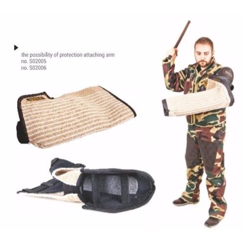Zaščitni rokav FRED 2 6