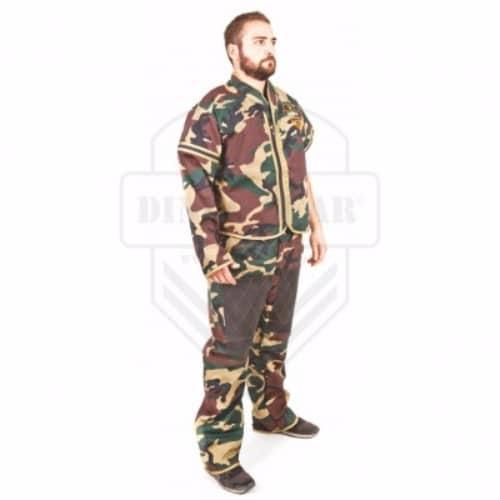 Zaščitna jakna za markerje - RIP-STOP 1