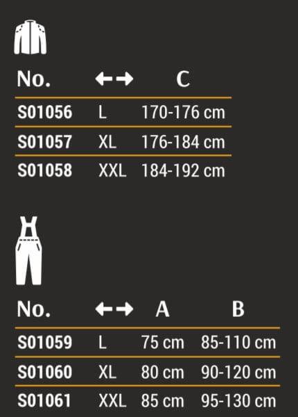 Zaščitna jakna za markerje - EXTREME 5