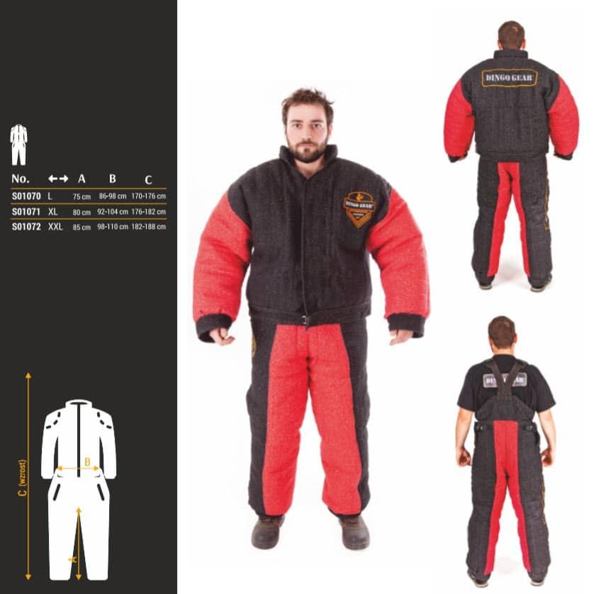 Zaštitno odjelo za markiranta - RING 30