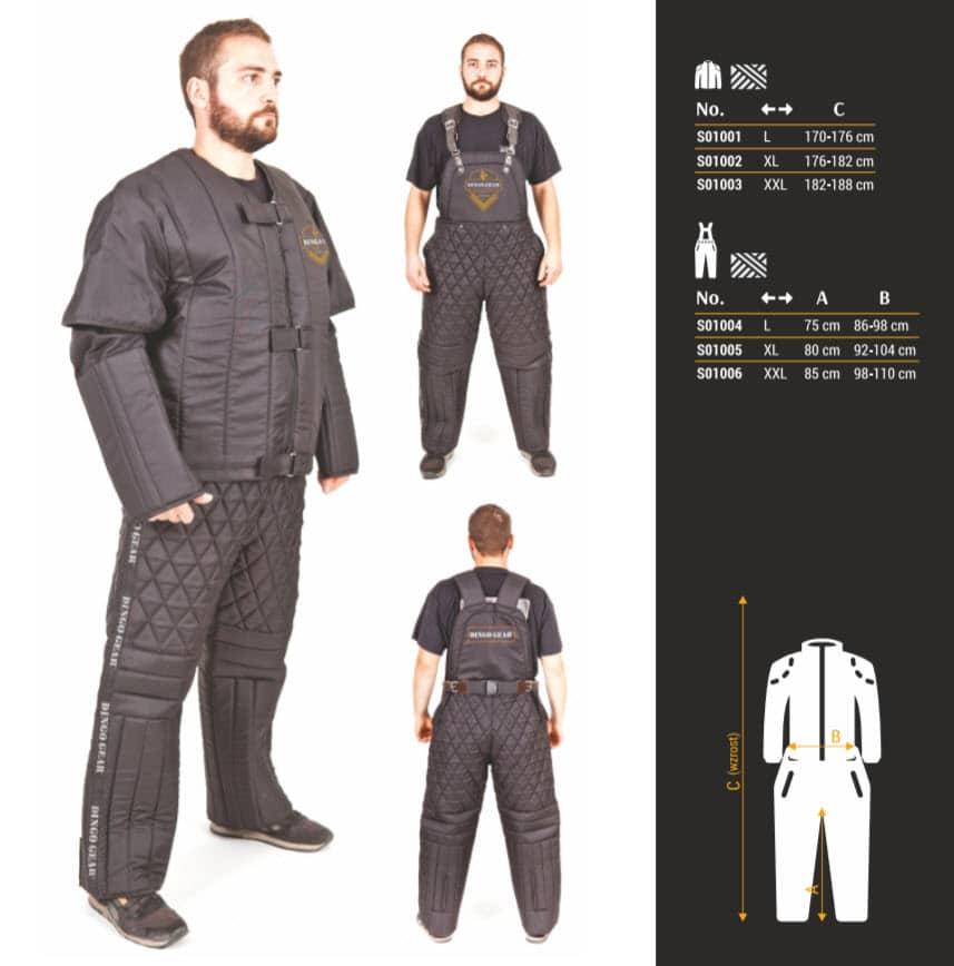 Zaščitne hlače za markerje - KODURA 14