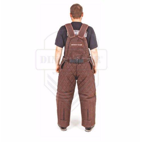 Zaščitne hlače za markerje - ECO USNJE - LIGHT 4