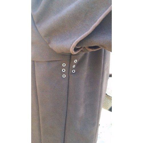 Zaščitna jakna za markerje - ECO USNJE - LIGHT 8