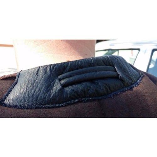 Zaščitna jakna za markerje - ECO USNJE - LIGHT 6