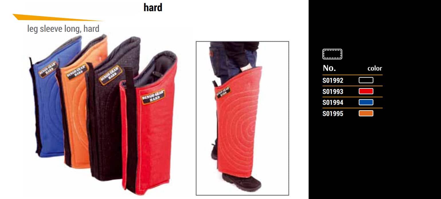 Štitnik za noge HARD 18