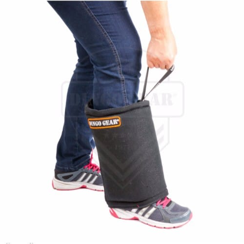 Ščitnik za noge RING SHORT SOFT 2