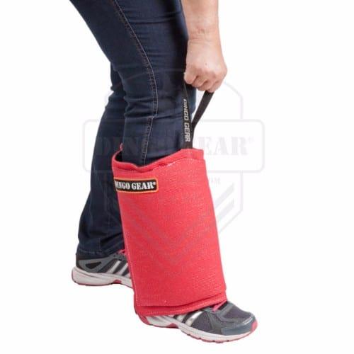 Ščitnik za noge RING SHORT SOFT 3