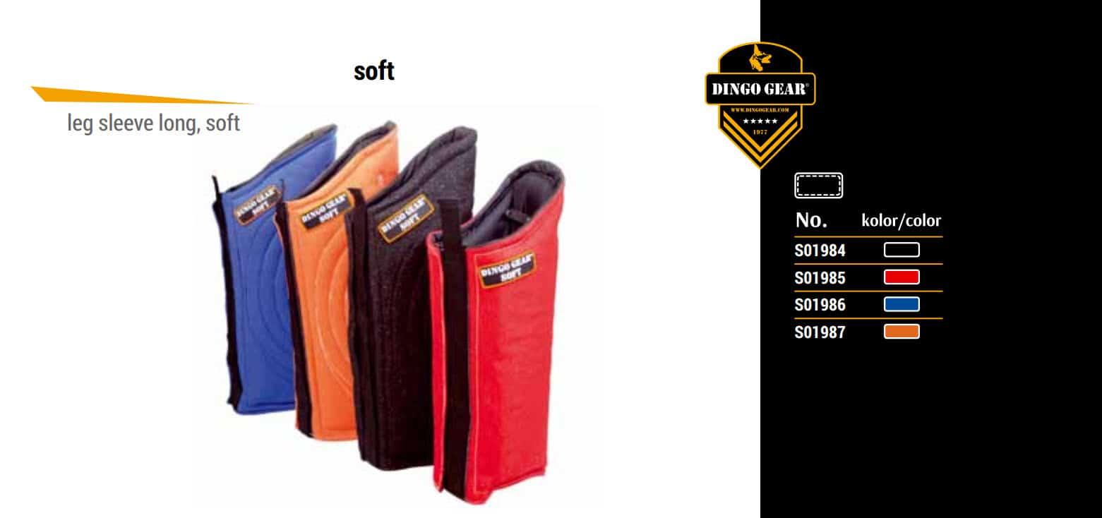 Štitnik za noge RING SOFT 18