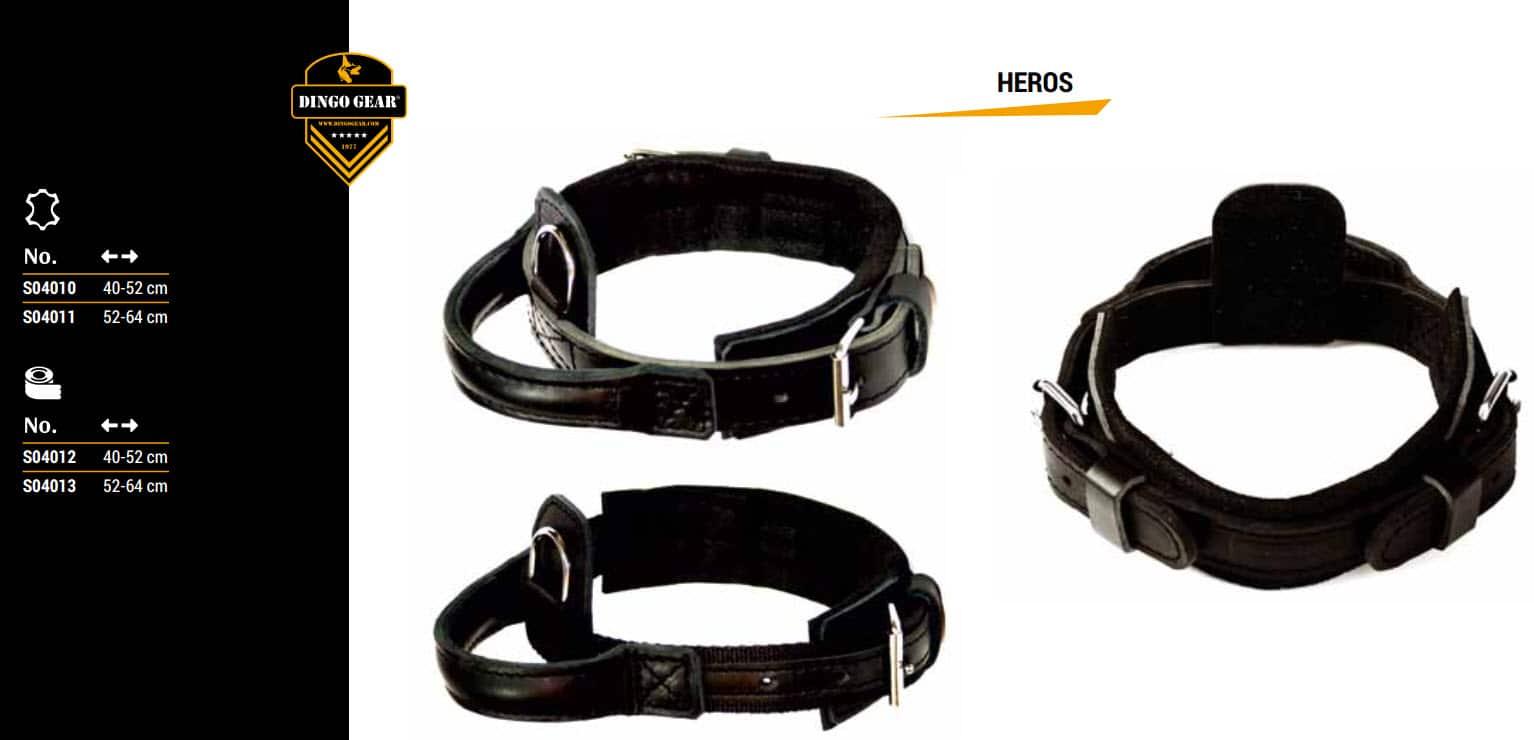 Ogrlica HEROS 6