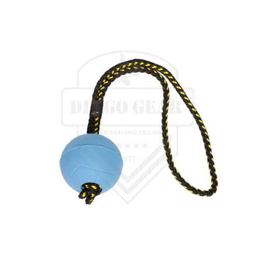 Gumijasta žoga z magnetom 1