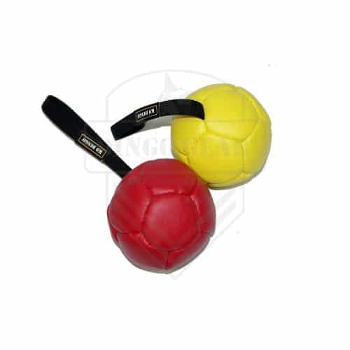 Žoga iz ECO usnja z ročajem 1