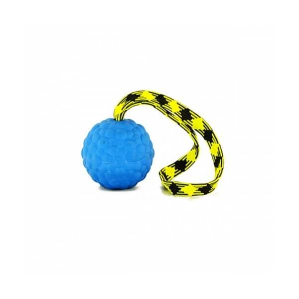 Gumijasta žoga z dvojnim magnetom in ročajem MEHKA 7