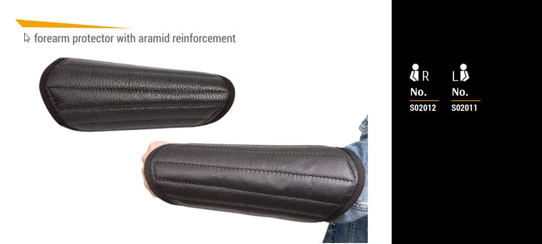 Zaštita za podlakticu ARAMID 4