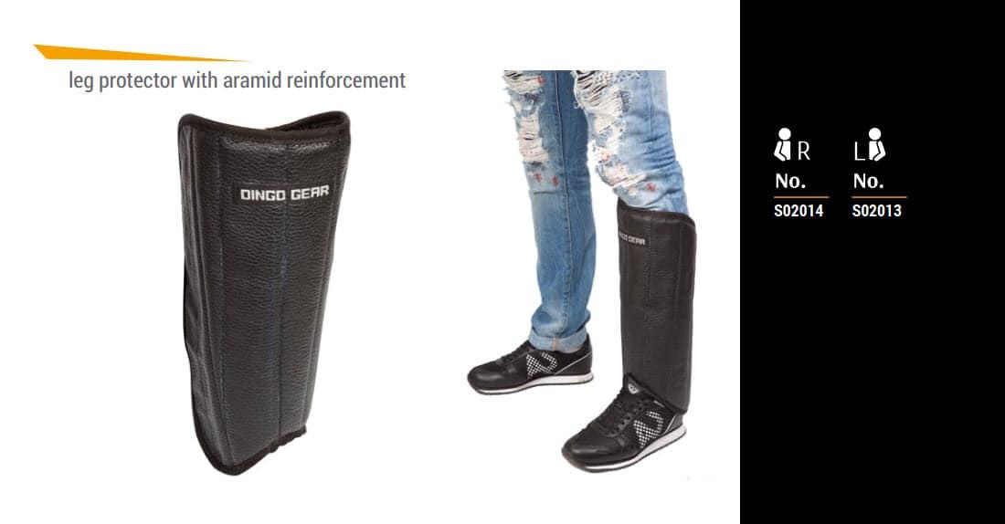 Štitnik za noge ARAMID 4