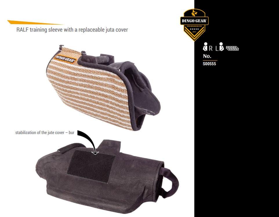 Zaščitni rokav RALF 10