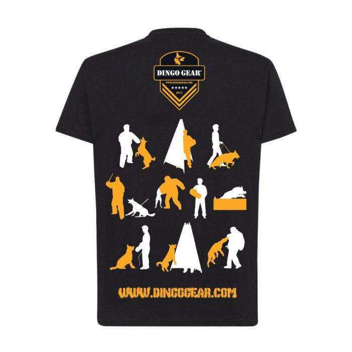 Dingo Gear T-shirt majica s kratkimi rokavi 2