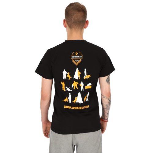Dingo Gear T-shirt majica s kratkimi rokavi 8