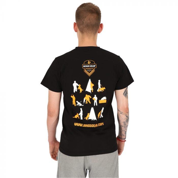 Dingo Gear T-shirt majica s kratkimi rokavi 4