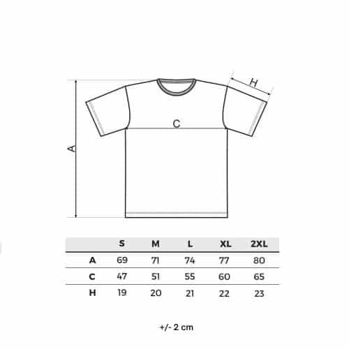 Dingo Gear T-shirt majica s kratkimi rokavi 9