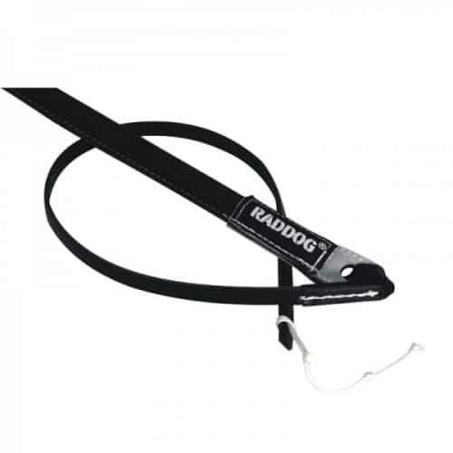 Kratek trening bič z usnjeno vrvico 3